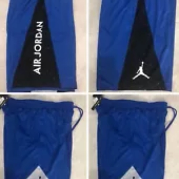 eeb90929c78191 Jordan RETRO 5 REVERSIBLE SHORTS BLUE BLACK
